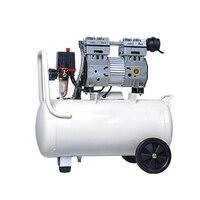 1PC TG35-850-35L Kleine Luft Kompressor Öl-freies Silent Air Kompressor 35L Dental Labor Mobile Air Kompressor Maschine