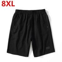 8XL 6XL 5XL Summer Sportwear Shorts Men 2019 Fashion Letter Print Mens Bodybuilding Shorts Casual Drawstring Workout Male Short