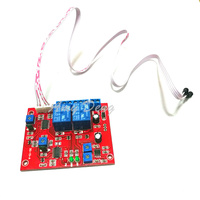 Free Shipping 2 Way Car Auto Headlight Sensor Headlight Automatic Street Light Control Delay Switch Delay