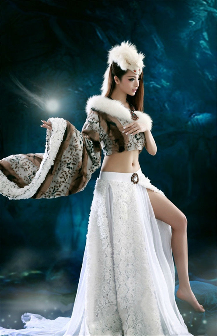 Artic Fox Woman Related Keywords Artic Fox Woman Long