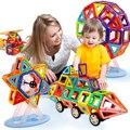 149 ШТ. Магнитный Construction Set DIY Детские Игрушки Пластиковые Творческие Кирпичи Строительные Блоки Модели Конструкции Магнитный Конструктор
