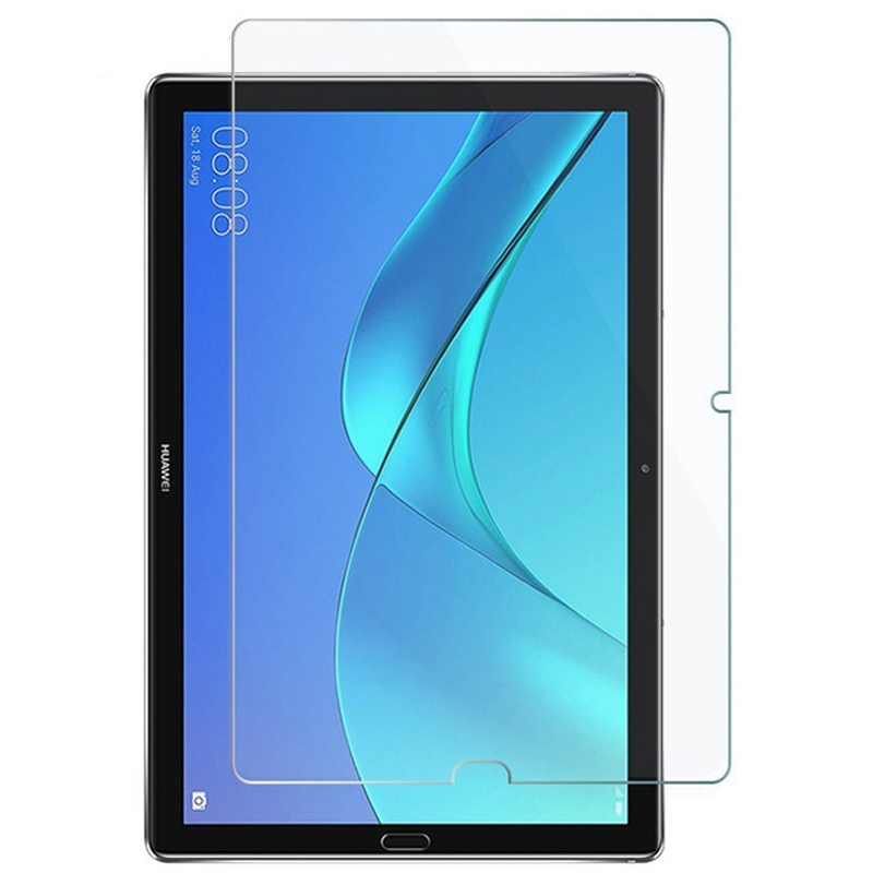 Tempered Glass Screen Protector For Huawei MediaPad M5 8.4 10.8 Lite 8 10.1 Glass For Huawei T5 10 8 Honor Tab 5 8.0 Glass Film