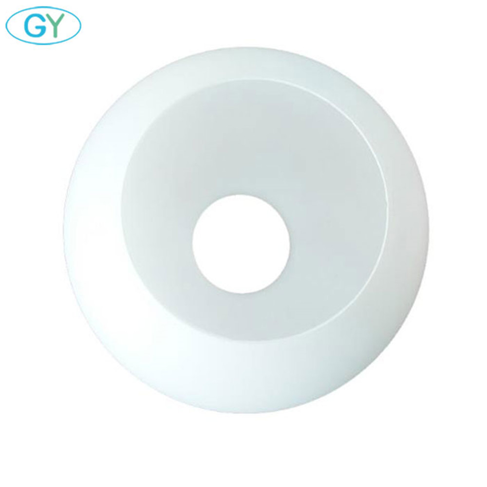 White Globe Glass Lamp Shade E27 Milky Glass Shade Part Lighting Accessory E27 Lamp Holder For Pendant Table Lighting Chandelier