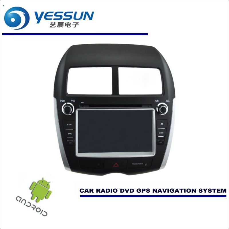 yessun car android navigation for peugeot 4008 for citroen c4 aircross radio stereo cd dvd. Black Bedroom Furniture Sets. Home Design Ideas