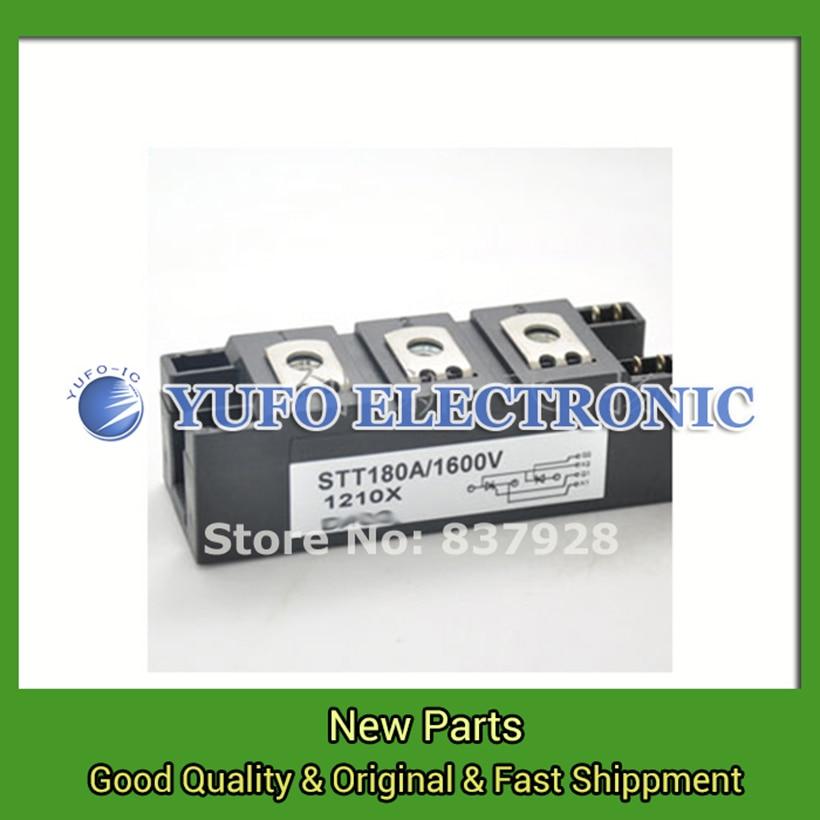 Free Shipping 1PCS  STT180A / 1600V power module genuine original shelf can be directly captured YF0617 relay vuo110 16no9 power module shelf zyqj