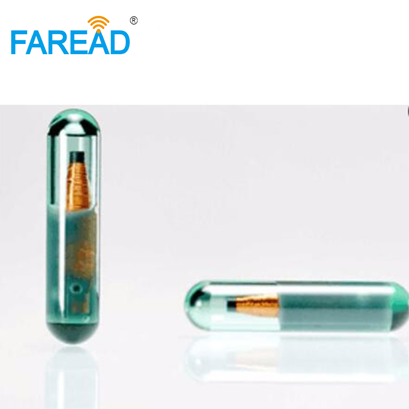 X100pcs RFID Transponder UID Format 3*13mm LF Glass Tag Microchip RFID 125Khz Chips