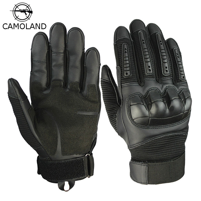 2019 Military Men Gloves US Army Tactical Gloves Airsoft Military Paintball Shooting Bicycle Outdoor Wargame Full Finger Mittens