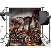 Old Barn Vintage ล้อบันไดไม้กีตาร์หมวก Rustic ลายไม้ Plank Golden Wheat ภายในการถ่ายภาพพื้นหลัง