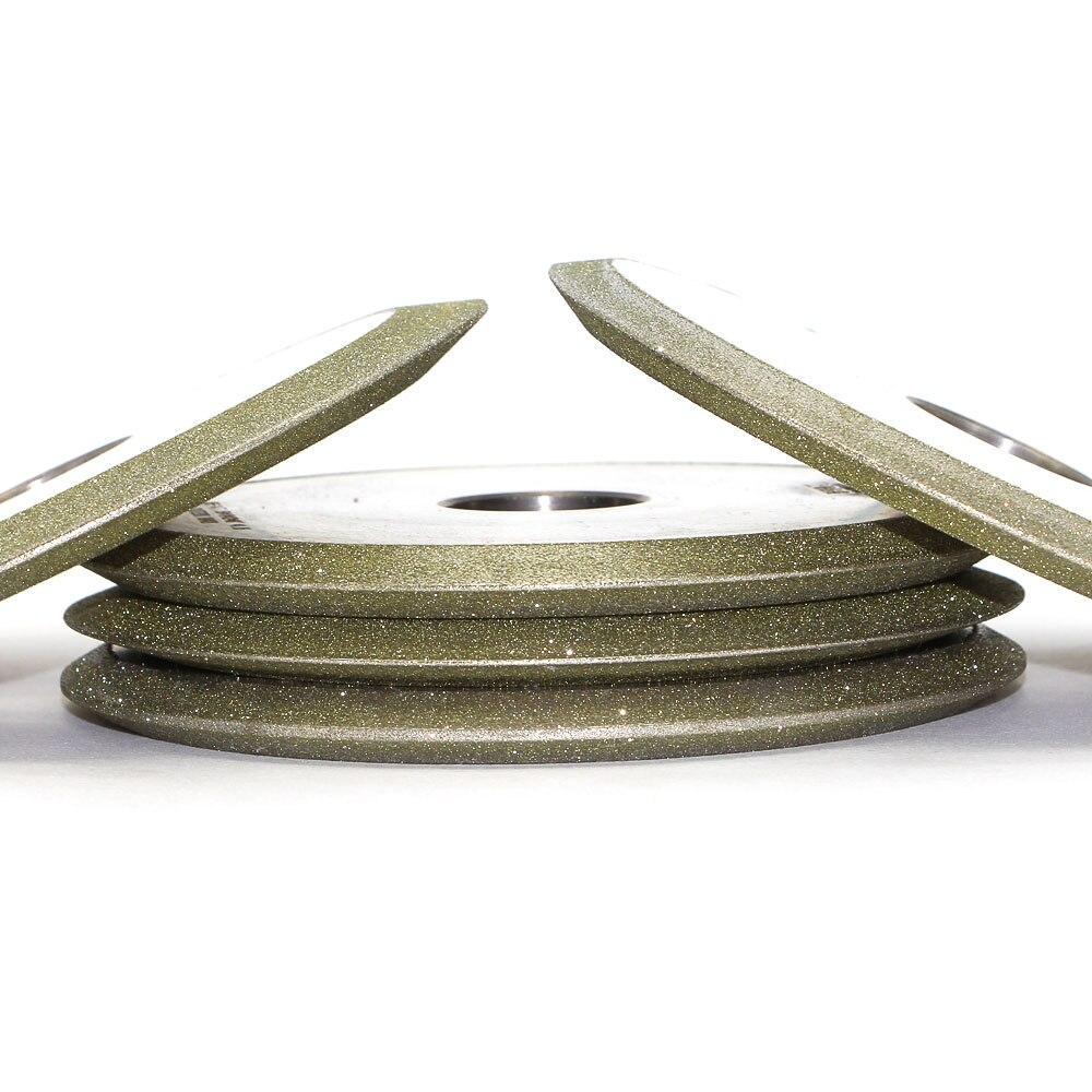Diamante e Cbn Abrasivas para Metal e Não Pedaço Galvanizado Rebolo Borda Afiada Ferramentas Metal Ening dz um 1ee1