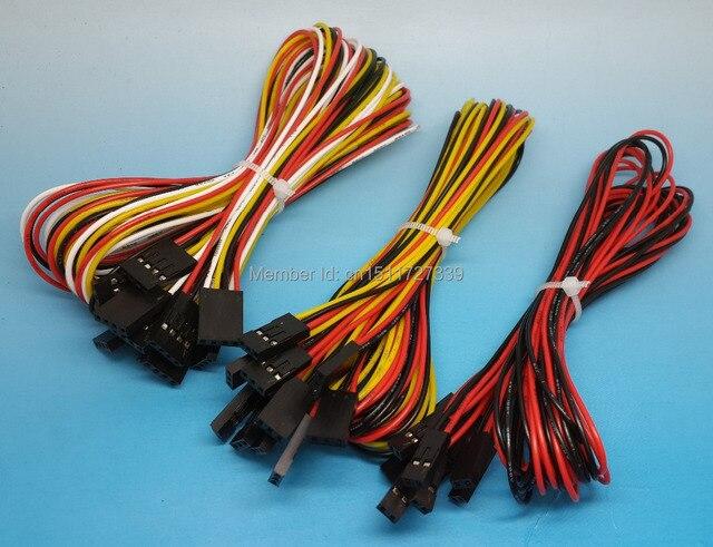 Aliexpress.com : Buy 15PCS 70cm 2P 3P 4P each 5pcs Cable connectors ...