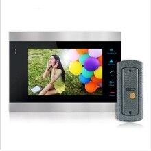 Жк-видео-телефон открывание ysecu разблокировать купить домофон получить цветной дверной звонок монитор
