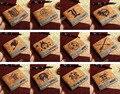 PU carteira de Anime Black Butler/Death Note/Fairy Tail/Naruto/One Piece Lei ETC