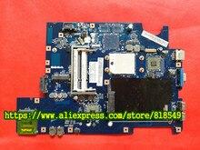 Оригинальный LA-5972P REV: 1.0 Материнская плата ноутбука подходит для Lenovo G555 ноутбук, с бесплатным процессор!
