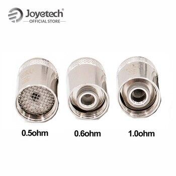 Joyetech – bobine de remplacement pour cigarette électronique CUBIS/eGO AIO Kit/Cuboid Mini e-cig, avec tête BF SS316, 0,5 ohm/0,6 ohm/1,0 ohm, Original, [RU/FR/ES]
