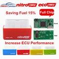 2019 оригинальный чип нитроobd2 Ecoobd2 штекер/привод Nitro OBD2 ECO OBD2 чип тюнинг коробка для бензиновых дизельных автомобилей с большим крутящим момен...