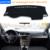 2016 car styling sombra protectora dashboard mat cojín pad photophobism alfombra interior para volkswagen golf 7 2014-2016