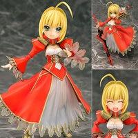 Japan Original anime PVC Action Figure New Phat Company Parfom Fate/EXTELLA Nero Claudius Posable Figure form japan