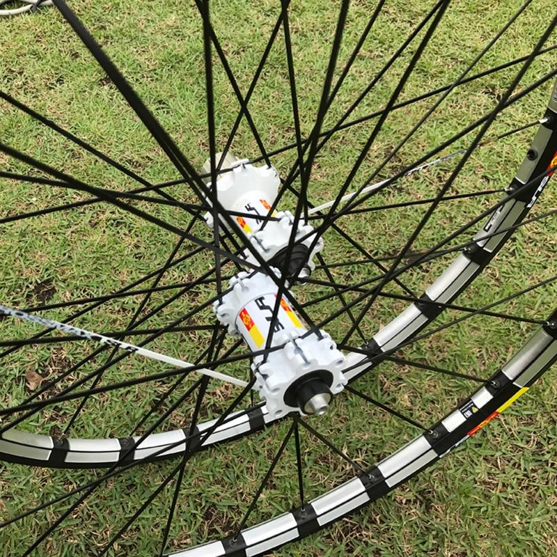 Offre spéciale haute qualité entrée de gamme Crossmax 6 trous Cross SLR 26 27.5 29 pouces vtt VTT roues de vélo 15mm 12mm