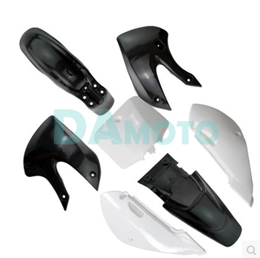 Klx 125 Plastics Kit