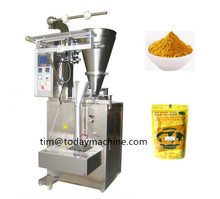 Automatic Vertical Detergent Powder Filling Packaging Machine