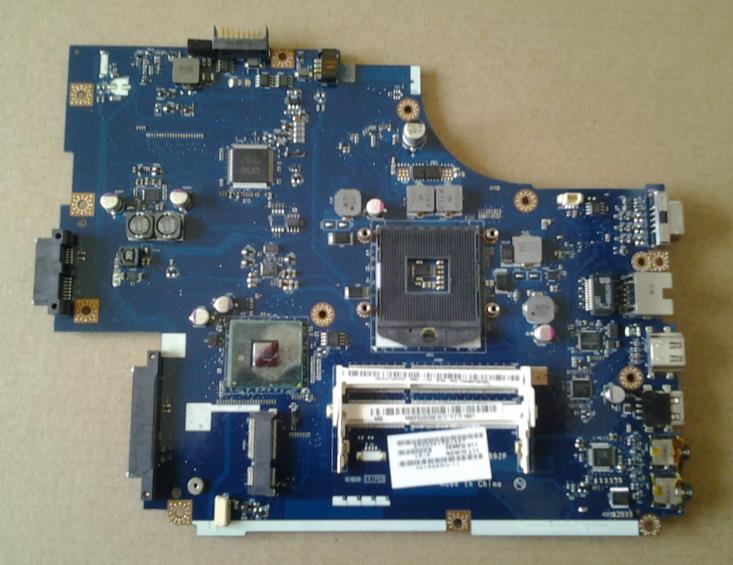 Pour ACER aspire 5741 5742 Ordinateur Portable carte mère LA-5892P MBTVF02001 Carte Mère PGA989 DDR3 BON TEST