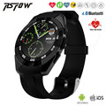 2016 НОВЫЙ № 1 G5 Smart Watch MTK2502 Smartwatch Heart Rate Monitor Фитнес-Трекер Вызова SMS Напоминание Камера для Android iOS