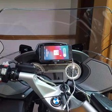 الهاتف المحمول قوس الملاحة USB شحن الهاتف ل BMW R1250RT R1200RT 2015 2019
