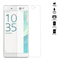 for Sony Xperia XA Ultra /C6 0.26mm Tempered Glass Screen Protector Guard Film for Sony Xperia XA Ultra /C6 Arc Edge Guard(China)