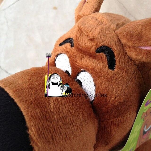 Original USA 35cm Scooby Doo Dog Cute Soft Stuffed Plush Toy Doll Birthday Gift Children Baby Boy