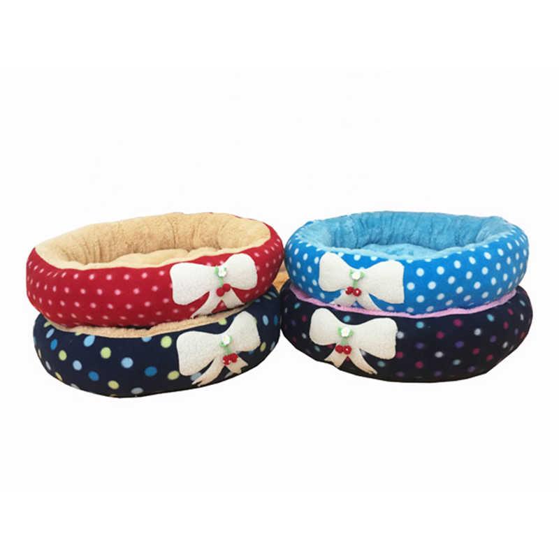 Hewan Peliharaan Tikar Anjing Tempat Tidur Lembut untuk Anjing Pad Bantal Anjing Furnitur Rumah Anjing Selimut Tempat Tidur Hewan Peliharaan Yang Dapat Dilepas Bantal Kecil Medium anjing ATB-273