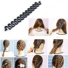 French Hair Braiding Roller Hook