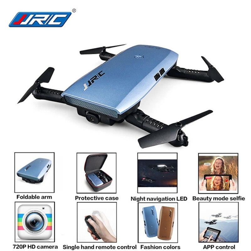 JJR/C JJRC H47 ELFIE Plus Con La Macchina Fotografica HD Aggiornato Pieghevole Selfie Braccio RC Drone Quadcopter Elicottero VS H37 Mini Eachine E56