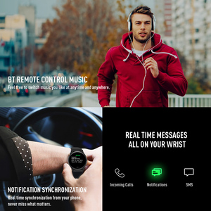 Image 3 - CYUC KW19 Pro wommen relógio inteligente tela de toque completa pressão de oxigênio no sangue esporte smartwatch homens rastreador aptidão para android IOS