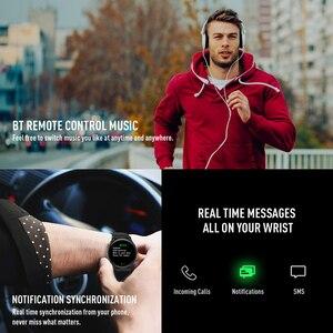 Image 3 - CYUC KW19 Pro wommen умные часы полный сенсорный экран кислорода в крови давление спорт smartwatch мужчины трекер фитнес для android IOS
