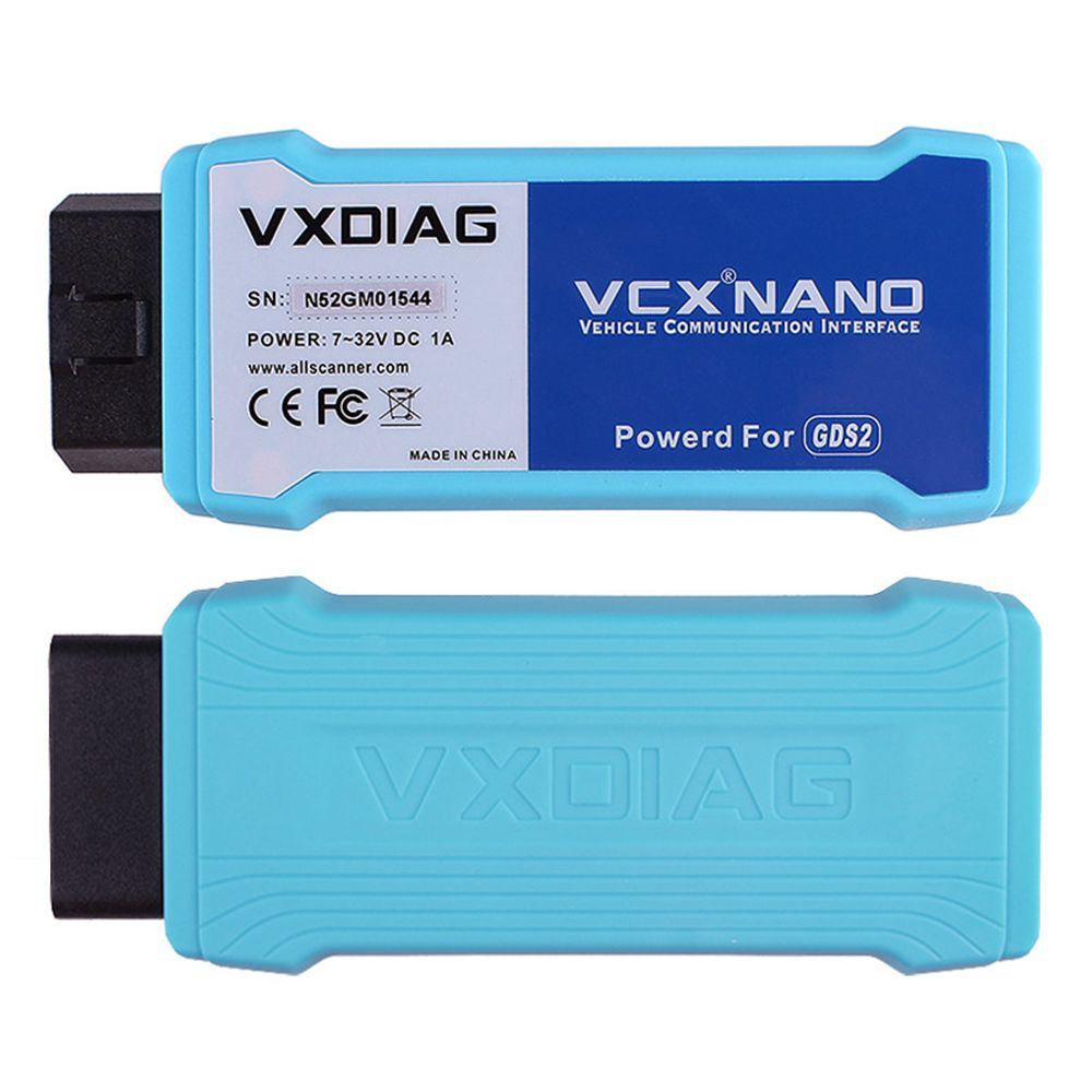 VXDIAG VCX NANO For GM/OPEL Scanner GDS2 Diagnostic Tool WIFI/USB Version  VXDIAG VCX NANO Vxdiag for GM/OPEL Fast Shipping-in Engine Analyzer from