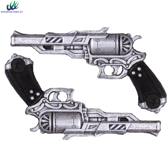 Game Final Fantasy Xv Prompto Argentum Cosplay Gun Weapon Props For