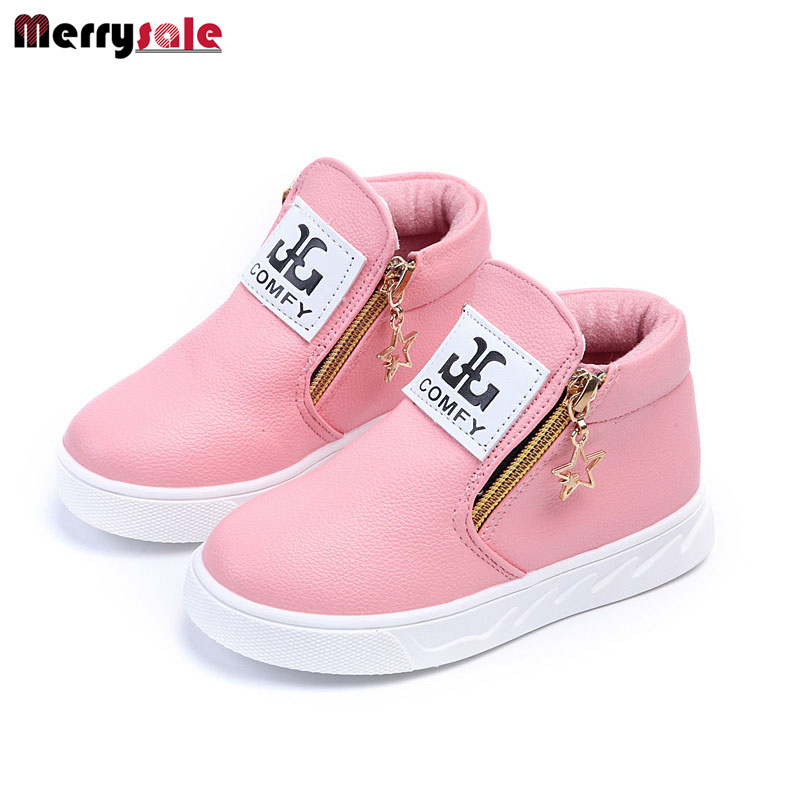 explosion models classic children's shoes for boys and girls spring and autumn fashion low cylinder boots single boots
