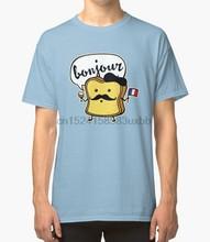 b7bf32b87 Printed Men T Shirt Cotton O-Neck tshirts French Toast Short-Sleeve Women T