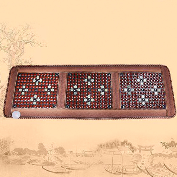 New! Good Tourmaline Mat Beauty Mattress Jade Physical Therapy Health Care Pad Heat Sofa Cushion Heat10-70Celsius Free Shipping health care heating jade cushion natural tourmaline mat physical therapy mat heated jade mattress high quality made in china