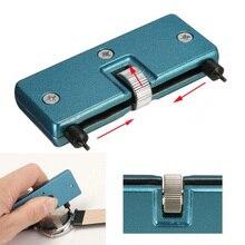 2 челюсти, Регулируемый Чехол для открывания часов, гаечный ключ, батарейный винт, инструмент для ремонта часов, пресс для более близкого удаления, ремонтные инструменты, наборы