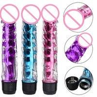 Hot Sale Waterproof Dildo Vibrators Cilt Vibrators Sex Product Sex Machine Penis Vibrator Sex Toys for Women Sex Product PY256