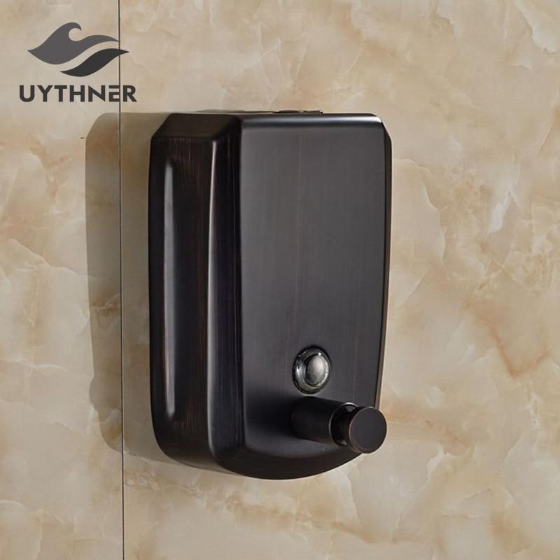 Uythner Newly 800ml Wall Mount Bathroom Liquid Soap