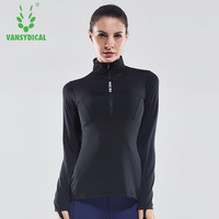 Fitness Breathable Sportswear Women Shirt Top Quick Dry Shirt Clothes Shirt Jacket
