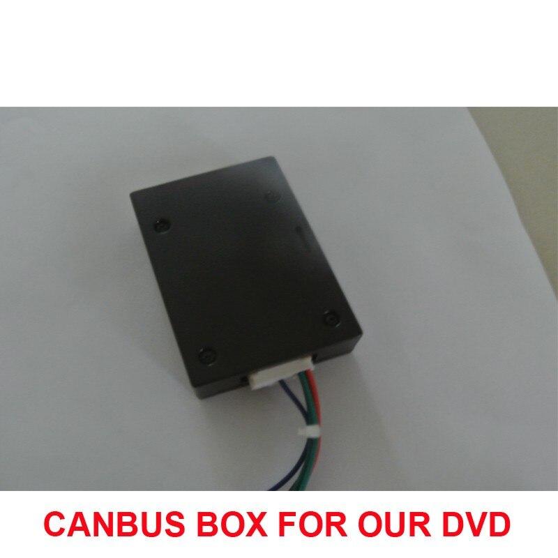 Коробка Canbus для нашего автомобиля радио dvd-плеер