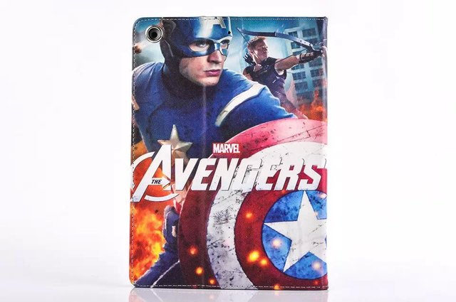 Leather Smart Case Cover For iphone iPad 5