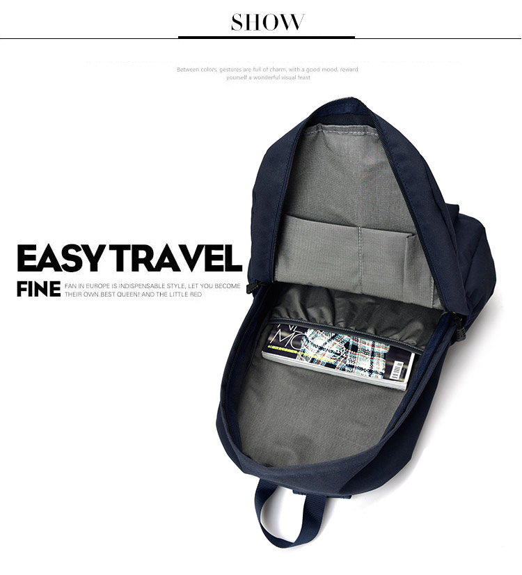 Topdudes.com - High Quality Waterproof Oxford Backpack