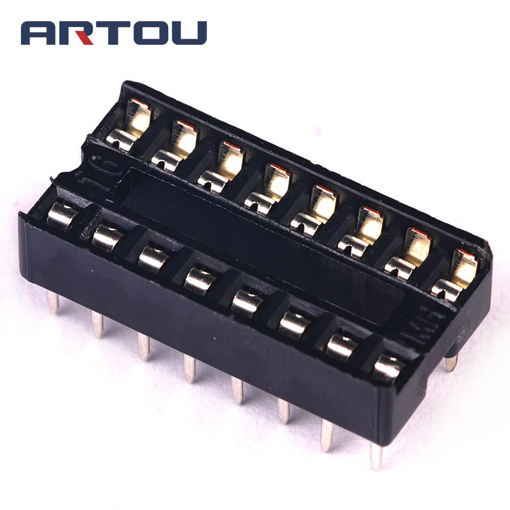 Integrated Circuit Socket