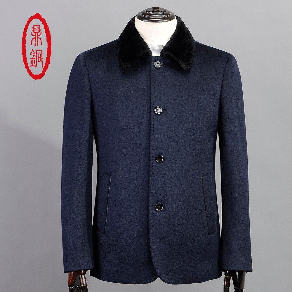 Online Get Cheap Blue Wool Coat Men -Aliexpress.com   Alibaba Group