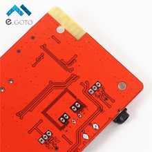 Module For Automotive Audio With Stereo Amplifier