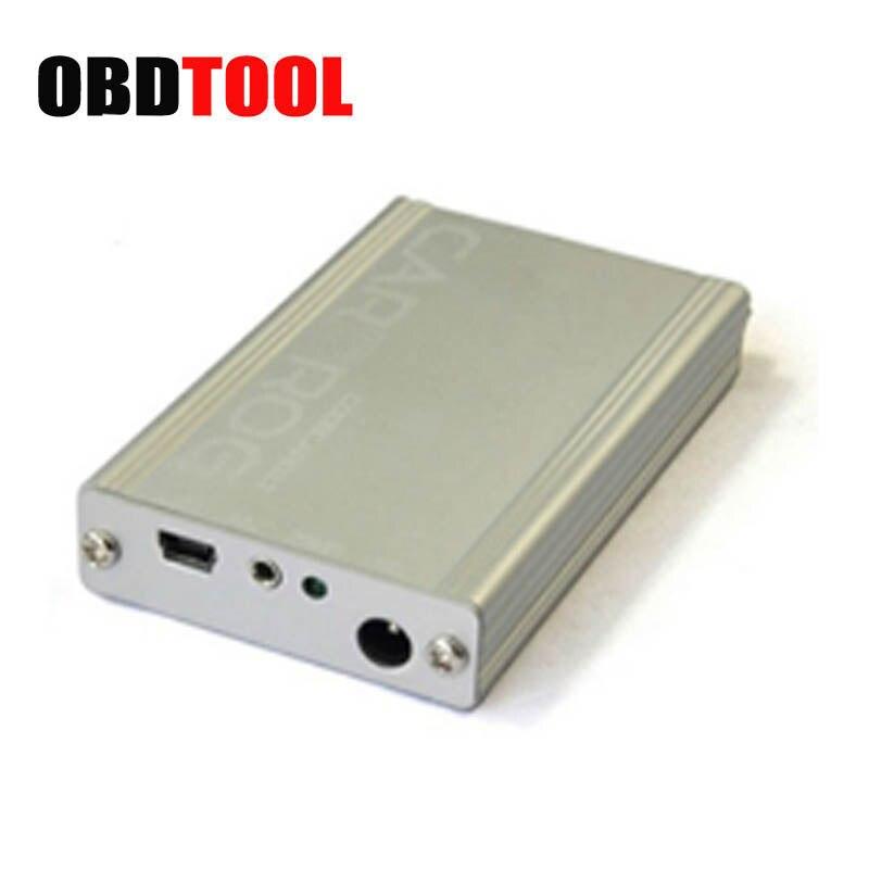 Obdtool Основной блок из CARPROG V10.05 полный ЭКЮ чип инструмент настройки универсальный сброса подушка безопасности автомобиля инструмент диагнос...